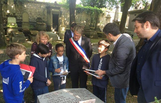 Paris: Des écoliers partent à la recherche des soldats morts pour la France