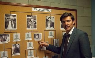 L'agent de la DEA Javier Peña (Pedro Pascal).