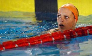 """Laure Manaudou a assuré qu'elle prendrait sa """"décision après Chartres"""" et l'Euro-2012 (22-25 novembre) sur la suite de sa carrière, mercredi à la veille des Championnats de France en petit bassin à Angers."""