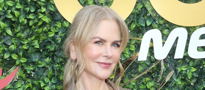 L'actrice Nicole Kidman