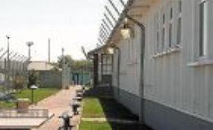 Le centre de rétention de Vincennes.