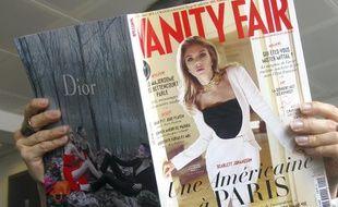 Premier numéro du magazine Vanity Fair.