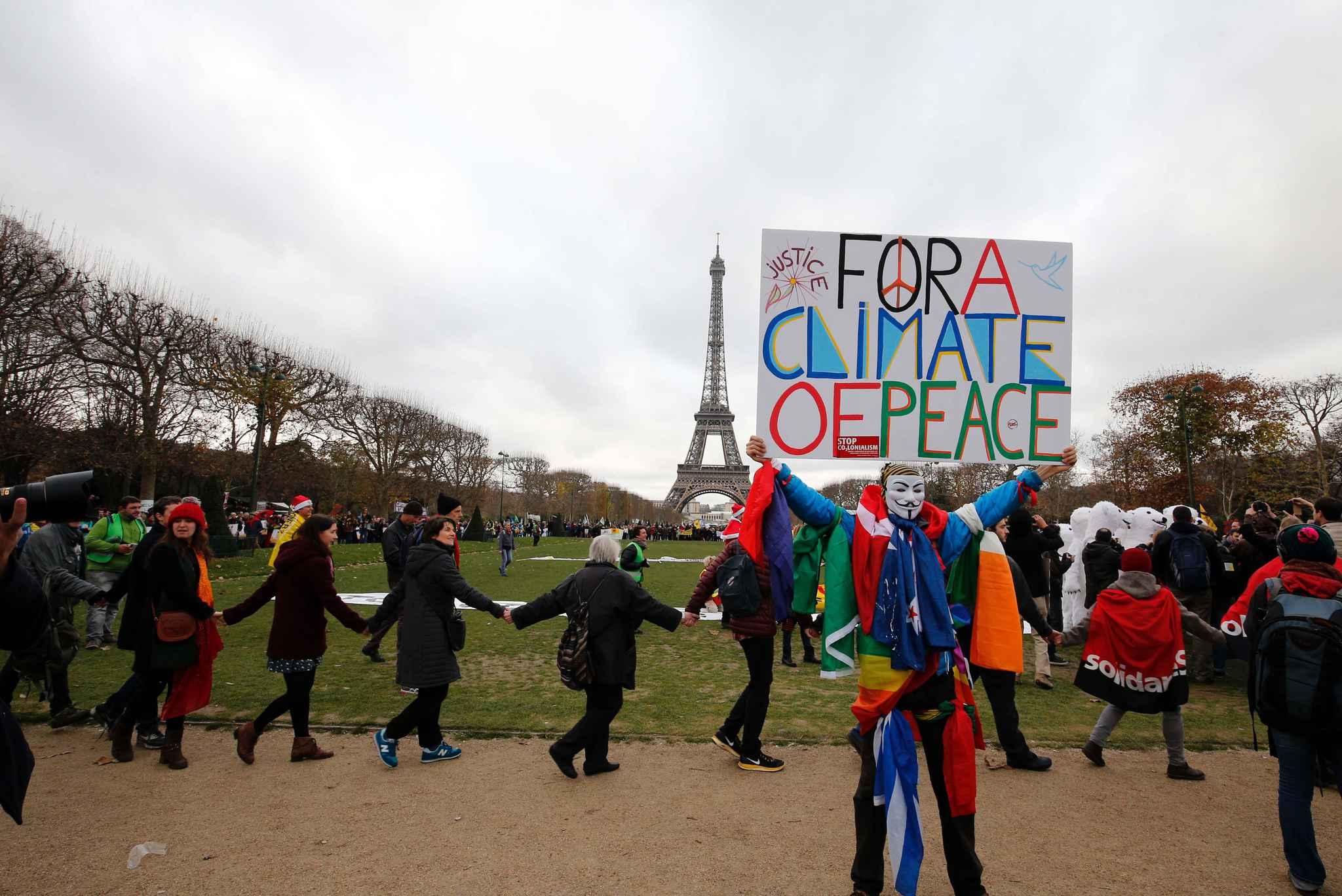 Accord de Paris sur le climat 12 décembre 2015 : éléments d'analyse