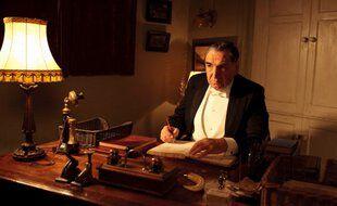 Jim Carter dans la série « Downton Abbey ».