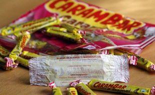 """Carambar prend des airs de premiers de la classe et arrête ses blagues au profit de petits quizz ou problèmes mathématiques """"ludo-éducatifs"""", a-t-on appris auprès de la marque."""