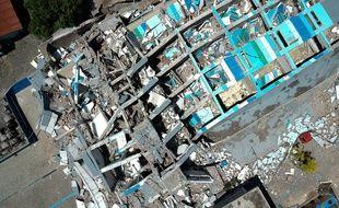 L'Indonésie a été frappée par un séisme puis un tsunami