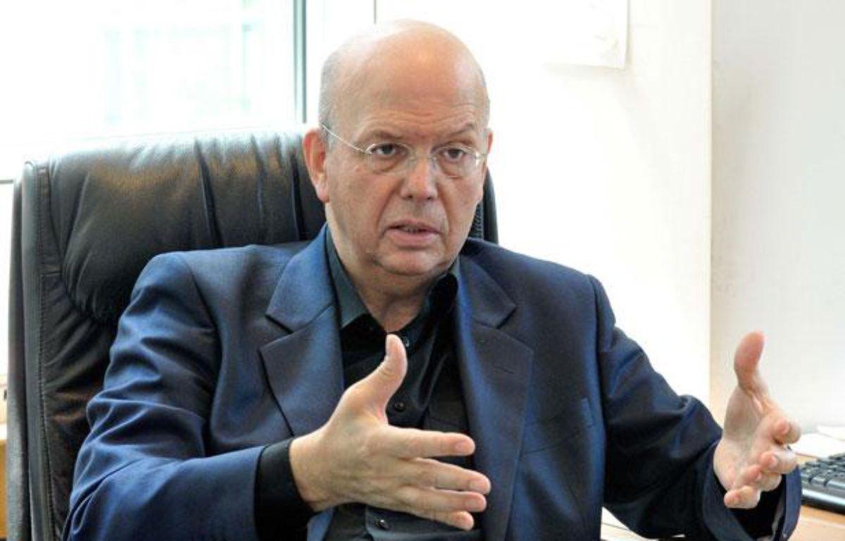 Patrick Buisson, en juin 2009.  – IAFRATE PATRICK/SIPA