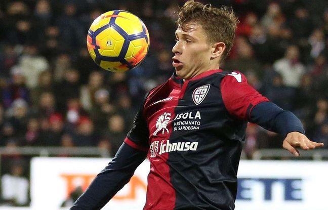 OL: «Un profil à la Verratti»... Qui est Nicolo Barella, le milieu italien de Cagliari qui intéresserait Lyon?