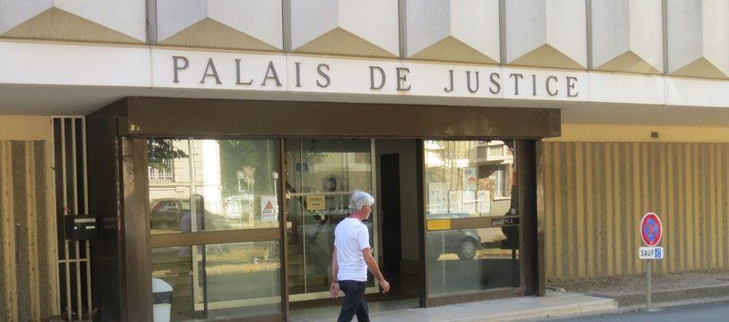 Le tribunal de La Roche-sur-Yon.