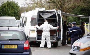 L'enquête de police a commencé, après la découverte des corps de trois personnes dans une maison du Vernet, au sud de Toulouse, le 25 novembre 2010.