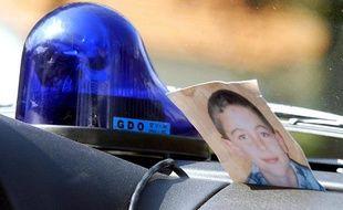 Opérations de recherche du petit Jonathan Coulom, le 12 avril 2004 à Saint-Brévin-Les-Pins