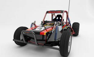 The Little Car Company Wild One Max