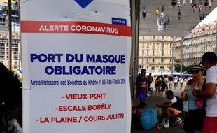 Coronavirus dans les Bouches-du-Rhône: Le préfet sommé de limiter l'obligation du port du masque aux zones à «forte densité»