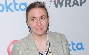 L'actrice et réalisatrice Lena Dunham