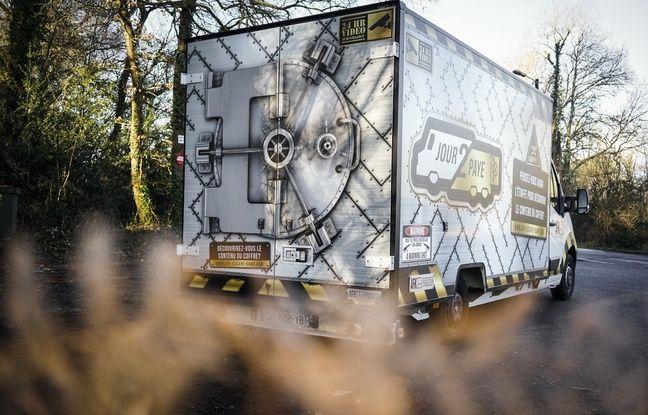 Les camions se déplaceront au plus près des entreprises.