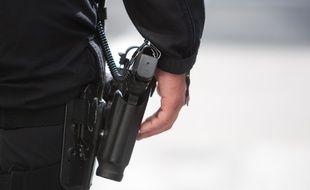 Marseille le 9 mai 2012 - Illustration sur la police et l'armement