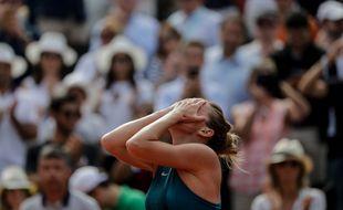 Ça y est, Simona Halep a enfin remporté Roland-Garros.
