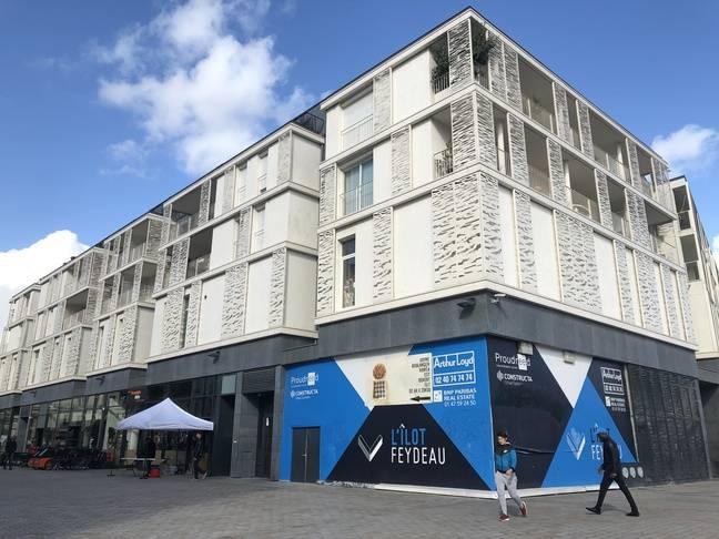 Le Carré Feydeau cherche encore des enseignes à Nantes