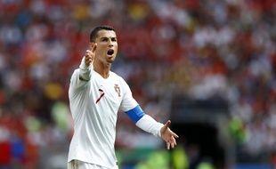 Cristiano Ronaldo, la star du Portugal
