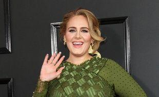 La chanteuse Adele dort sur un sacré magot !