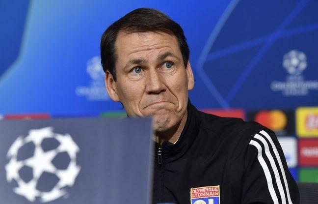 OL-Juventus: «Cette semaine est quand même excitante», insiste Rudi Garcia en réponse à la banderole du virage nord