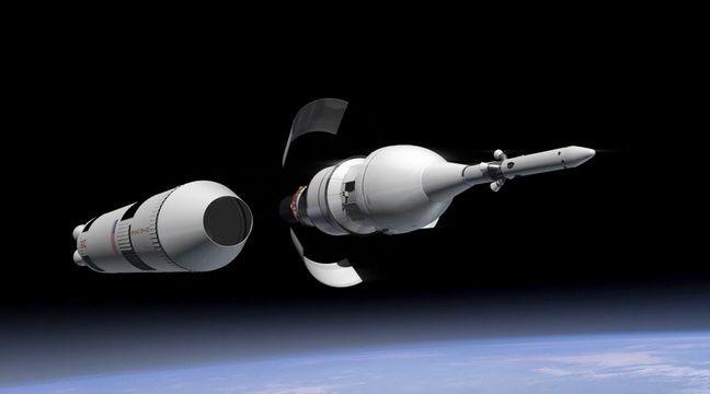 VIDEO. Un test crucial pour la capsule Orion en vue d'un vol habité vers Mars