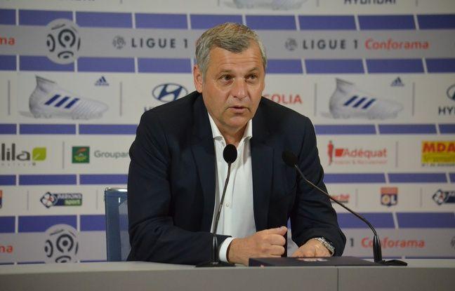Ligue 1: Genesio assure «qu'il n'est pas en semi-retraite» alors que l'OL doit assurer le podium