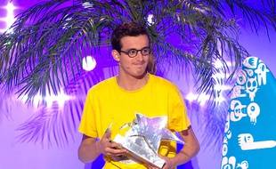 Paul, grand vainqueur des «12 Coups de midi».