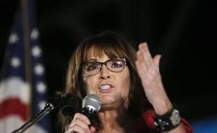 Pour Sarah Palin, porter une arme à feu protège du harcèlement sexuel.