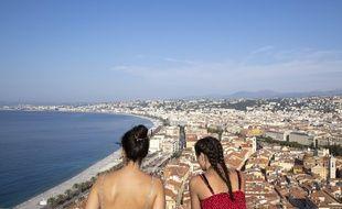 Cet été, la clientèle, surtout française, a été au rendez-vous à Nice