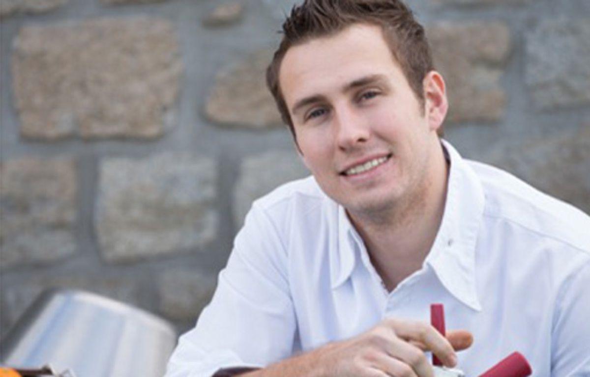 L'Azuréen Damien Gendron a été sacré champion de France du dessert.  – D. Gendron