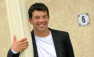 Investisseur, Stéphane Plaza n'exclut de se mesurer aux jeunes de Consolat.