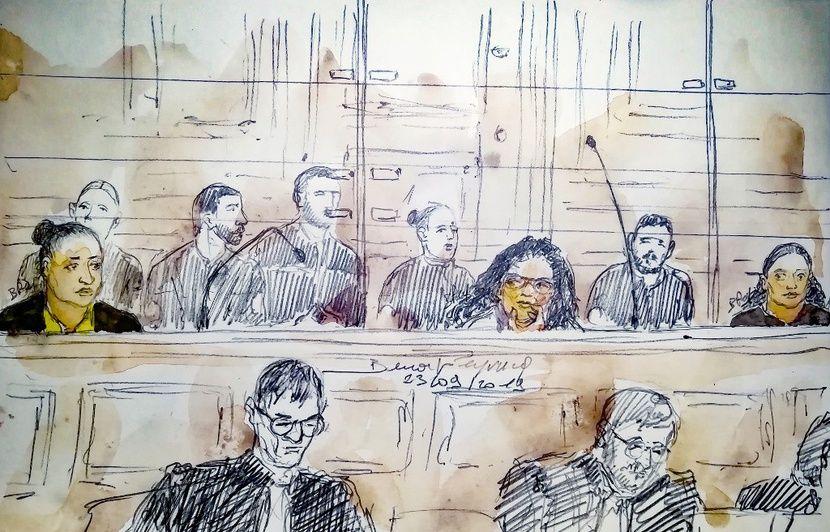 Attentat raté de Notre-Dame : Les deux principales accusées condamnées à 25 et 30 ans de réclusion