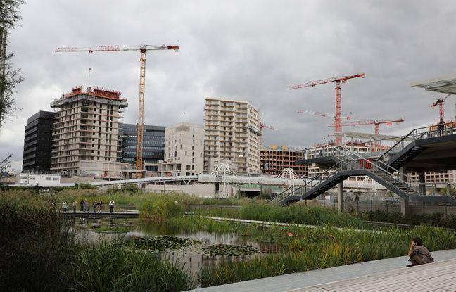 Elections européennes: Sans l'UE, on n'aurait peut-être pas eu le même quartier Clichy-Batignolles à Paris