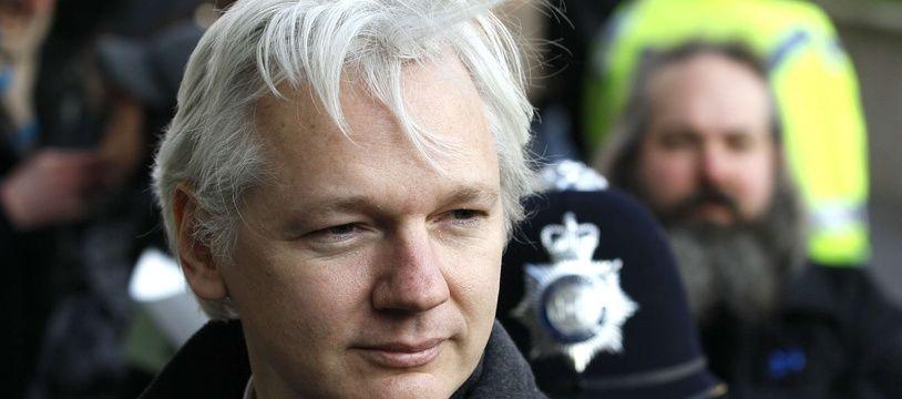 Le fondateur de Wikileaks Julian Assange a été arrêté à Londres le 11 avril 2019.