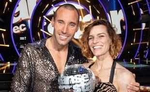 Sami El Gueddari a remporté la saison 10 de «Danse avec les stars», grâce à son duo avec  Fauve Hautot