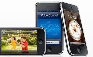 L'iPhone 3G S, disponible le 19 juin 2009