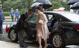 Carrie Lam est la cheffe de l'exécutif de Hong Kong.