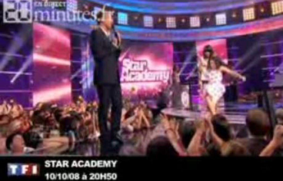 Le zapping de la Star Ac' semaine 3 – DR
