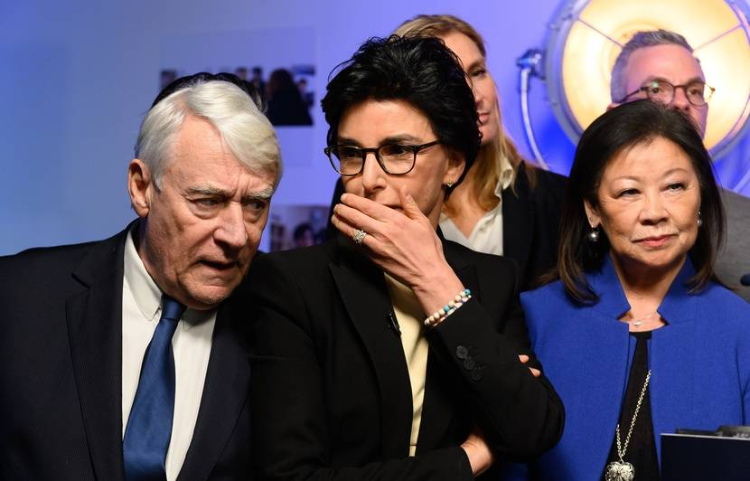 Municipales 2020 A Paris Rachida Dati Refuse Un Debat Avec Ses