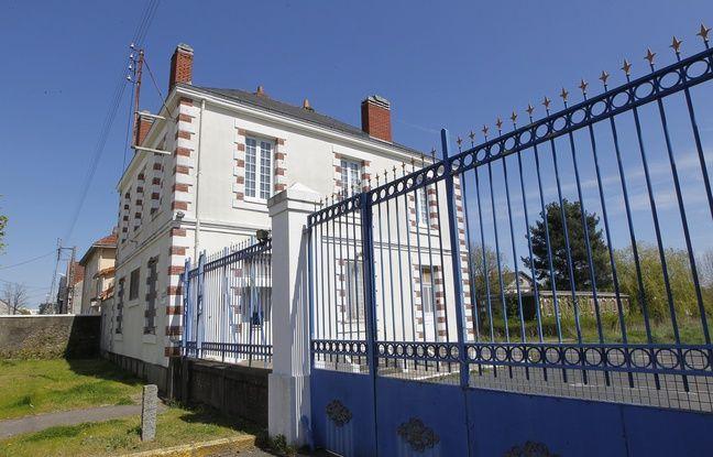 NANTES, le 21/04/2013 L'énorme caserne Mellinet désertée il y a deux ans par les militaires va accueillir 1700 logements à l'entrée du centre-ville