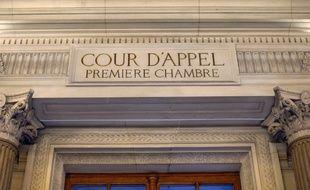 Façade de la Cour d'appel de Paris (image d'illustration).