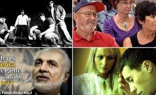 Photomontage de spots télévisés des midterms 2010