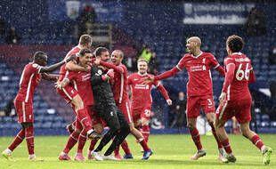 Alisson a inscrit un but vital dans la course à la qualification pour la C1 de Liverpool.