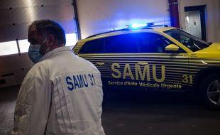 Urgences de l'hôpital à Toulouse