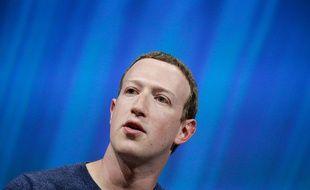 Mark Zuckerberg, le «papa» de Facebook.