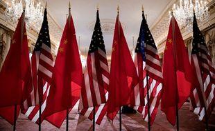 Une explosion a eu lieu à l'embrassade des Etats-Unis à Pékin.