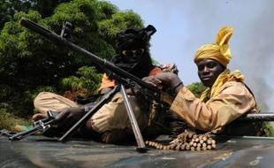 Les rebelles centrafricains de la coalition Séléka ont annoncé samedi leur entrée dans Bangui, demandant aux Forces armées centrafricaines (Faca) de ne pas combattre et au président François Bozizé de quitter le pouvoir.