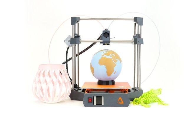 L'impression 3D ludique et pratique.