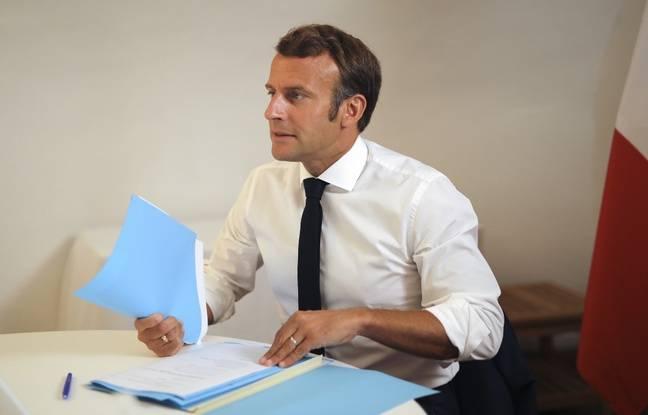 Humanitaires tués au Niger: Emmanuel Macron rend hommage aux six victimes françaises